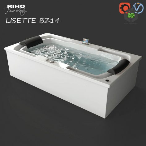 RIHO Lisette BZ14(3ddanlod.ir) 4066