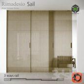 RIMADESIO Sliding Doors SAIL(3ddanlod.ir) 3282