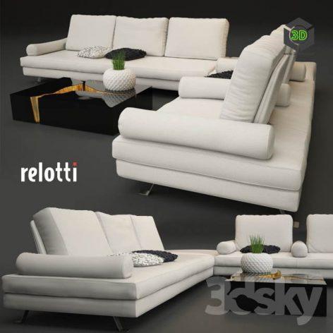Relotti Madisson(3ddanlod.ir) 3186