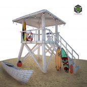 Rescue Tower(3ddanlod.ir) 4033