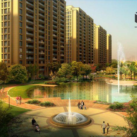 Residential Complex 019(3ddanlod.ir) 020