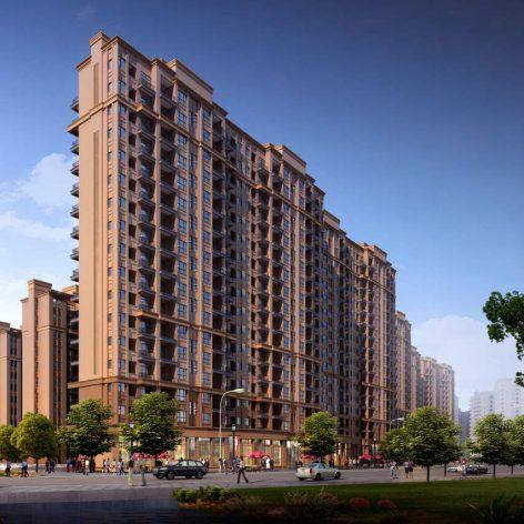 Residential Complex 023(3ddanlod.ir) 051