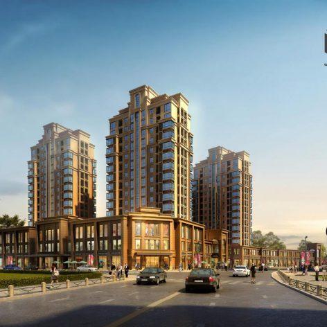 Residential Complex 026(3ddanlod.ir) 058