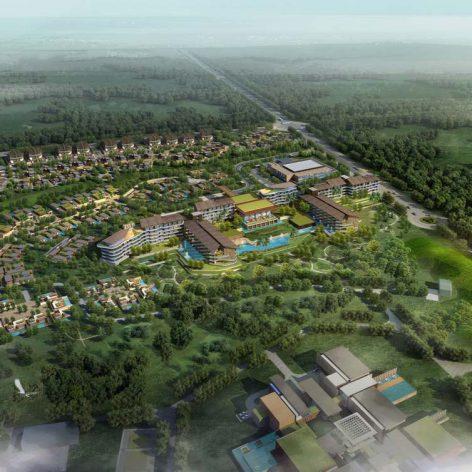 Residential Complex 032(3ddanlod.ir) 093