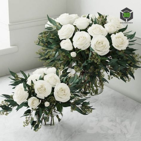 Roses 1(3ddanlod.ir) 3502