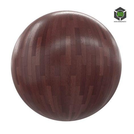 dark shiny wood tiles 5_render (3ddanlod.ir)