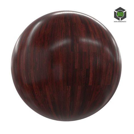 dark shiny wood tiles 7_render (3ddanlod.ir)