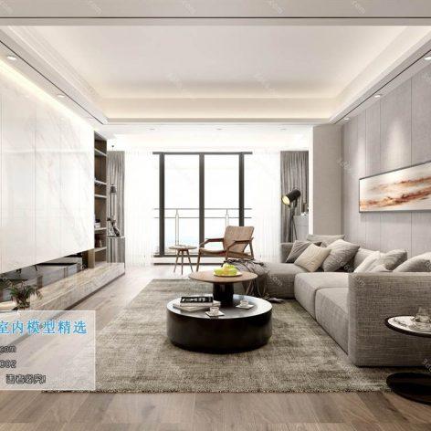 A014-现代风格-Modern style (3ddanlod.ir)