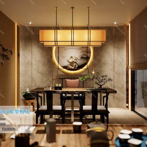 C004-中式风格-Chinese style (3ddanlod.ir)