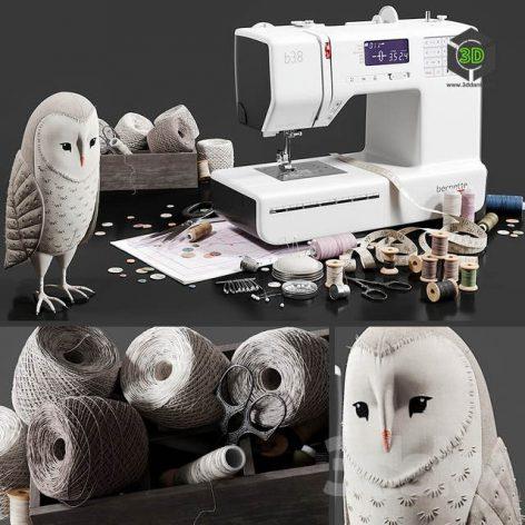 Sewing Kit(3ddanlod.ir) 3636