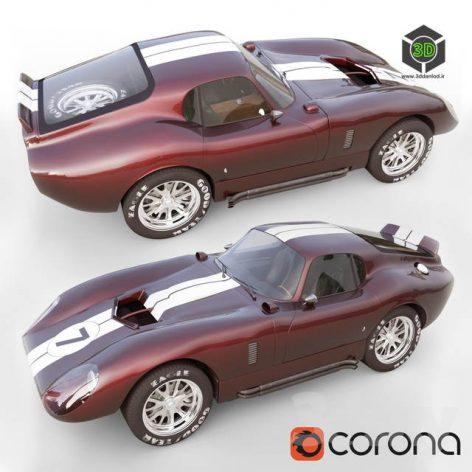 Shelby Daytona Cobra(3ddanlod.ir) 3849