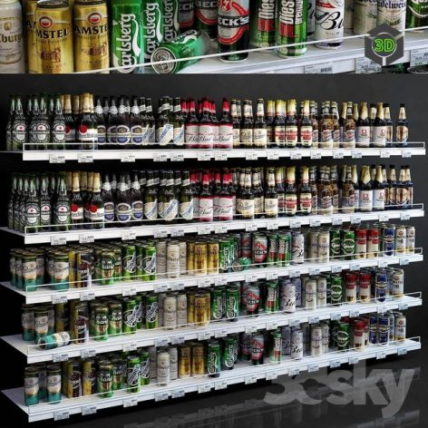 Showcase 012 Alcohol(3ddanlod.ir) 3879