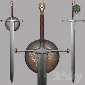 Sword Ice(3ddanlod.ir) 2981