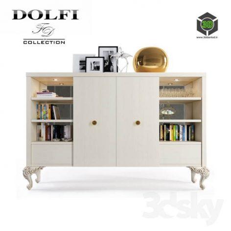 TV Wall Dolfi FD Collection(3ddanlod.ir) 2516