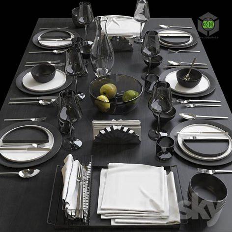 Table Setting 9(3ddanlod.ir) 2728