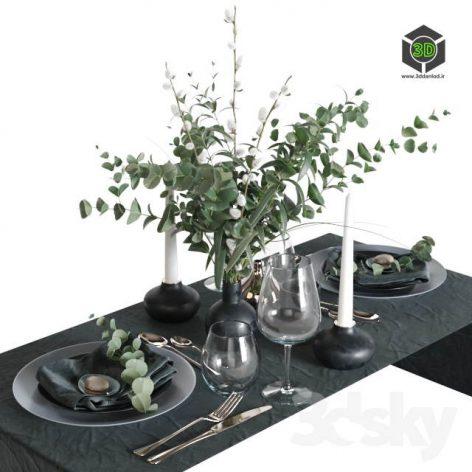 Table Setting D 1(3ddanlod.ir) 2785