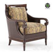 Tommy Bahama Stafford Chair(3ddanlod.ir) 2694