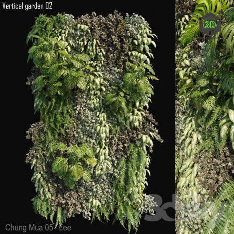 Vertical Garden 02(3ddanlod.ir) 2743