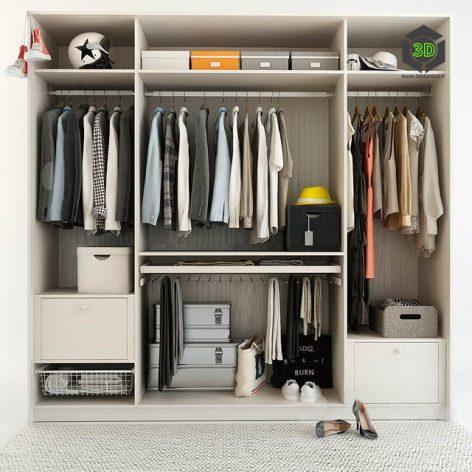 Wardrobe 07(3ddanlod.ir) 2579