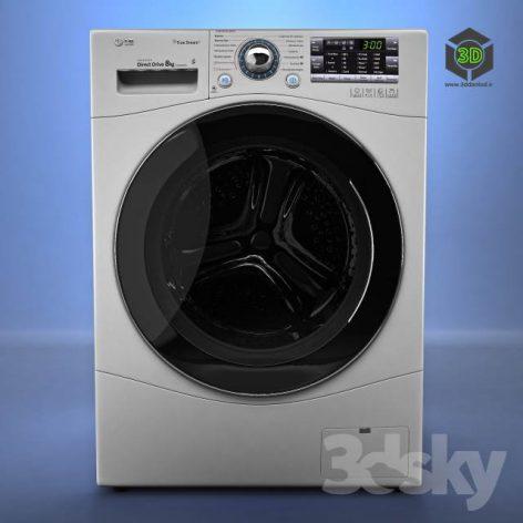Washing Machine LG F14A8TDS(3ddanlod.ir) 2875
