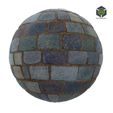 blue_stone_pavement_render (3ddanlod.ir)