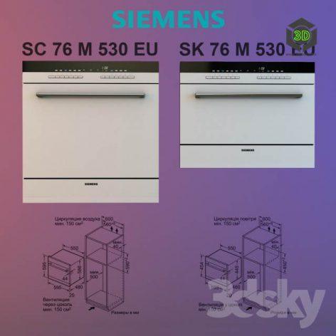 Siemens SC(SK) 76M530 EU (3ddanlod.ir)