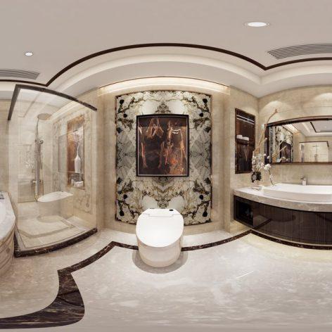 360 Interior Design 2019 Bathroom I206 panomera (3ddanlod.ir) 011
