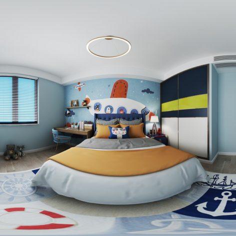 360 Interior Design 2019 Bedroom C18 panomera (3ddanlod.ir) 013