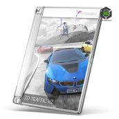 3D TRAFFIC v2 cover (3ddanlod.ir)
