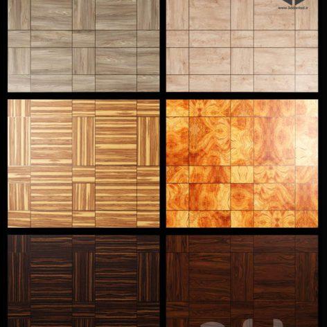 Acoustic Decorative Panels 6 Kinds Set 21(3ddanlod.ir) 644
