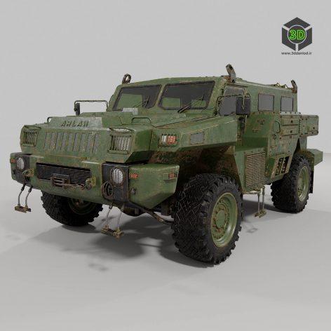 Armored Car Marauder(3ddanlod.ir) 764