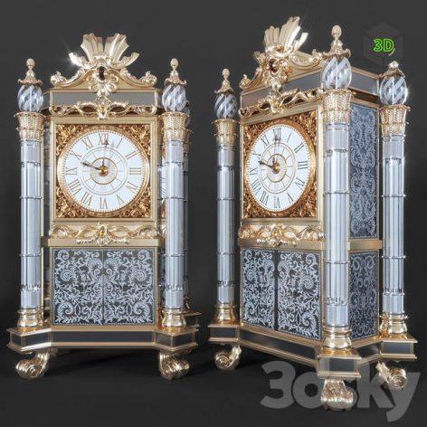 Baldi Home Jewels Clock(3ddanlod.ir) 280
