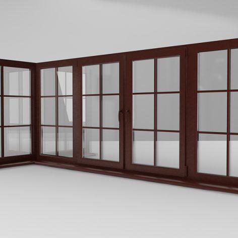 BalkonWindows (3ddanlod.ir)