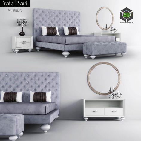 Beds Tables Stool Fratelli Barri Palermo(3ddanlod.ir) 020