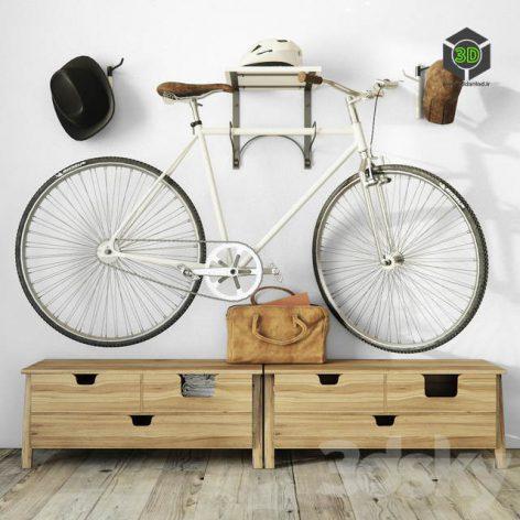 Bicycle Storage System(3ddanlod.ir) 462