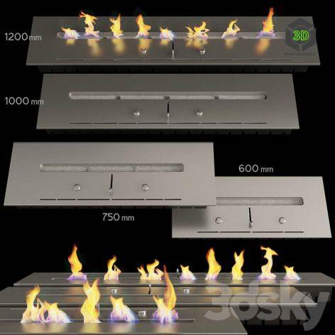 Bio Fireplace(3ddanlod.ir) 497