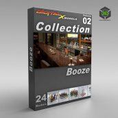 XModels_Vol_002_Booze cover (3ddanlod.ir)