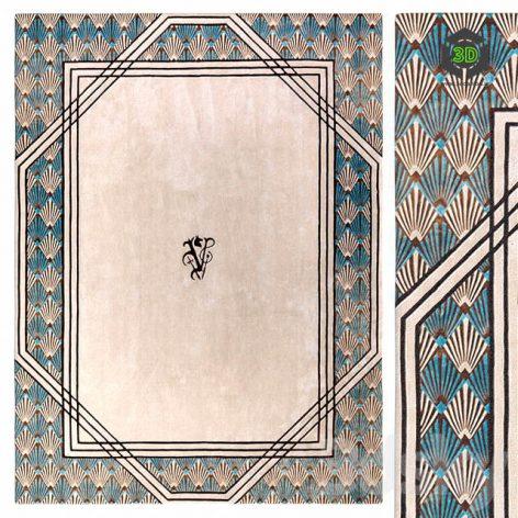 Carpet Visionnaire Home Arabel Carpet(3ddanlod.ir) 195