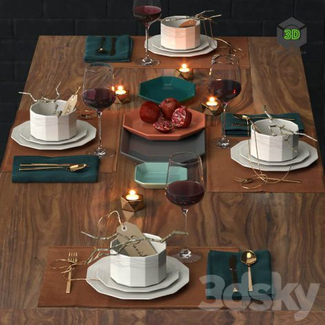 Cb2 Dinnerware Set(3ddanlod.ir) 108