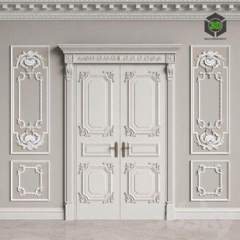 Classic Interior Decor 2(3ddanlod.ir) 584