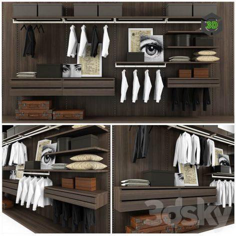 Closet Zalf Pica(3ddanlod.ir) 611