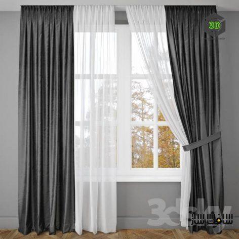 Curtain 43(3ddanlod.ir) 786