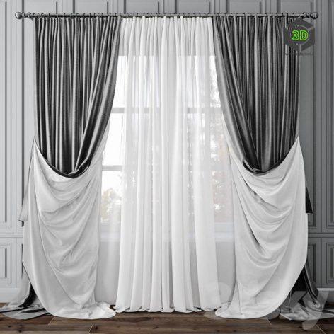 Curtain 46(3ddanlod.ir) 219