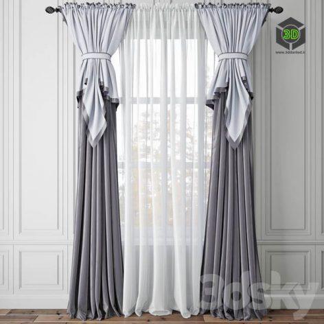 Curtain 62(3ddanlod.ir) 298
