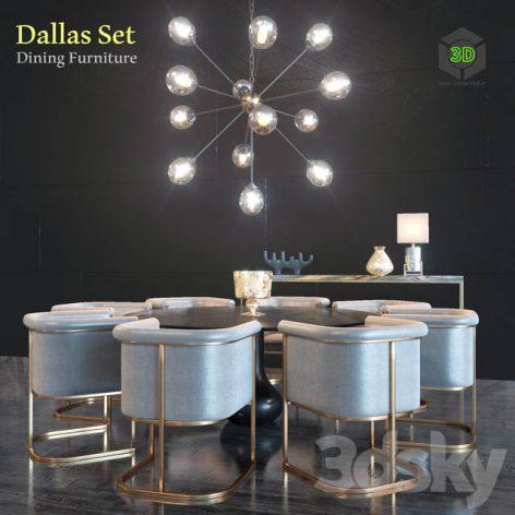Dallas Set(3ddanlod.ir) 381