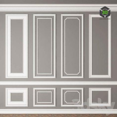 Decorative Molding 01(3ddanlod.ir) 479