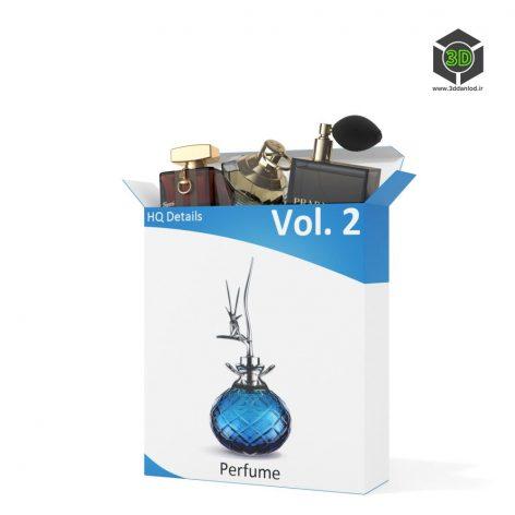 Vol. 02 Perfume cover (3ddanlod.ir)
