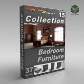 XModels_Vol_015_Bedroom cover (3ddanlod.ir)