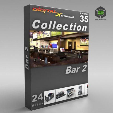 XModels_Vol_035_Bar2 cover (3ddanlod.ir)