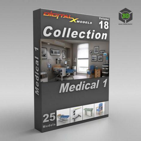 DigitalXModels Models Volume 14 001 cover (3ddanlod.ir)